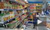 Розничные сети заморозят цены на социальные продукты