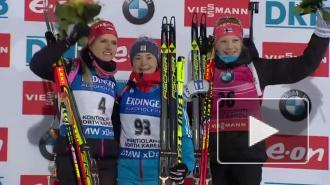 Юрлова принесла России первое золото на Чемпионате мира