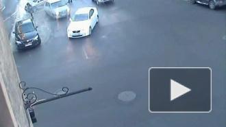 Тянет-потянет. Столкновение на улице Ленина