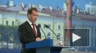 Дмитрий Медведев о сроках вступления России в ВТО