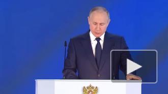 Путин призвал обеспечить устойчивую политическую систему в России