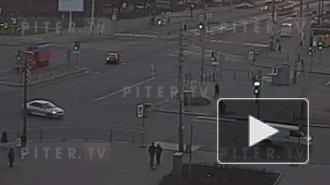 Арестован водитель, сбивший пешехода на перекрестке Культуры и Луначарского