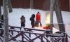 Дом-2: Алиана Устиненко сожгла свое свадебное платье