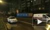 Из-за прорыва трубы в Петербурге автомобиль провалился в промоину