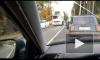 Очередное ДТП с перевернувшейся машиной произошло в поселке Сиверский