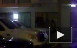 В Петербурге дебошир разгромил номер «Президент Отеля», разбив огнетушителем «Крайслер»