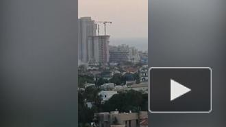 СМИ показали прямые попадания в Сдероте и Ашкелоне