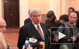 Полтавченко представил правительству Петербурга нового главу Петроградского района