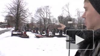 В РПЦ отреагировали на видео о явлении Иоанна Кронштадсткого на Никольском кладбище