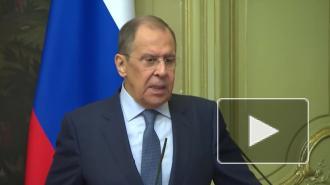 Лавров: США должны доказать на деле желание нормализовать отношения с РФ