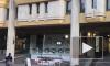 """В Петербурге произошло частичное обрушение фасада гостиницы """"Русь"""""""
