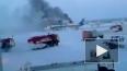 МАК назвал причины аварии Ту-154 в Сургуте