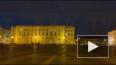"""Видео: """"Час Земли"""" в Петербурге"""
