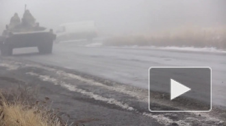 Силовики бежали из укрепрайона в Дебальцево, оставив оружие и тела убитых товарищей