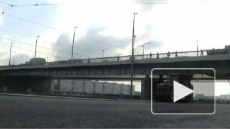 Транспортный коллапс - пробки на проспекте Обуховской обороны