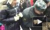 Медведева задержали на Красной площади в Москве