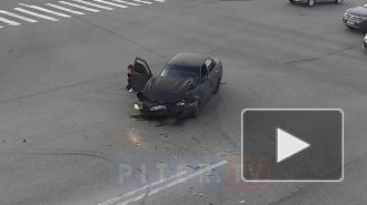 В ДТП на улице Доблести есть пострадавшая