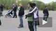 Радужный флешмоб в парке Авиаторов. Геи и лесбиянки ...