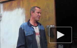 Судебные приставы навестили должника-алиментщика, скрывающегося в гараже
