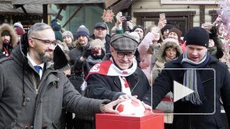 100 дней до Чемпионата мира по футболу: в Петербурге запустили обратный отсчет
