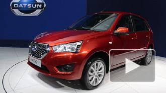 В России представили хэтчбек Datsun mi-DO, собранный в Тольятти