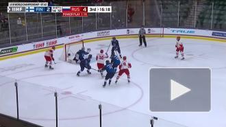 Сборная России вышла в финал ЮЧМ-2021