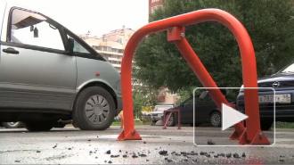 К несанкционированным  парковкам  применяют  санкции.