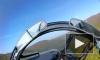 Опубликовано видео полета Су-27СМ3 и Су-30М2 на малых высотах