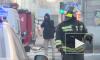 """Пожар в бизнес-центре """"Сенатор"""" в Петербурге: один человек погиб, 30 оказались заблокированы огнем"""