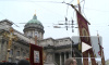 Петербургский крестный ход завершился торжественным богослужением