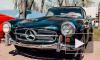 В Петропавловской крепости проходит грандиозная автовыставка Royal Auto Show