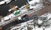 Видео: первый снег не остановил работы по реконструкции Смоляного мыса
