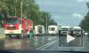 В ДТП на Петергофском шоссе разбились дети