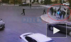 В центре Петербурга водитель такси сбил насмерть мать с двумя детьми