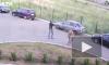 """Опубликовано видео момента убийства в Тольятти директора бойцовского клуба """"Ахмат"""""""