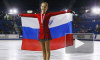 Выигравшую золото фигуристку Липницкую обвинили в надругательстве над российским флагом