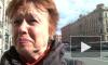 Маскирующий фасад на заборе дома по Невскому, 68 грозит рухнуть на головы горожан