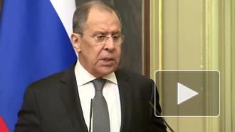 Лавров заявил об открытости к сотрудничеству РФ в вопросе вакцин