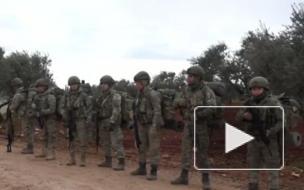 Россия и Турция обсуждают сокращение турецких войск в сирийском Идлибе