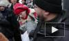 Участников акции протеста в Петербурге задержала полиция