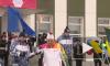 На Олимпийской эстафете в Кургане умер факелоносец