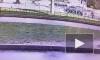 Видео: легковушка едва не задела пешехода на тротуаре на Дачном проезде
