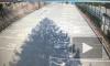 Видео из Калининграда: На игровую площадку детского сада обрушился кирпичный забор