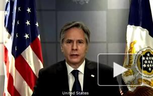 Блинкен признал, что некоторые действия США подрывали миропорядок