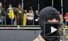 Новости Украины: на Майдане бунт, горят покрышки, начались столкновения с милицией