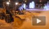 Последствия метели в Санкт-Петербурге устраняют 900 единиц спецтехники