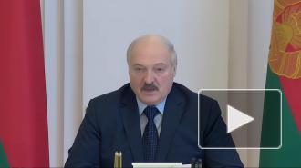 Лукашенко заявил о том, что получатели денег зарубежных фондов потеряют право заниматься политикой