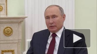 Путин заявил о готовности встретиться с Зеленским в Москве