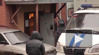 В Московском районе на мужчину упала штукатурка, его увезли в больницу