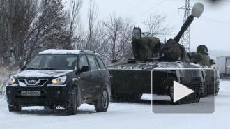 Новости Новороссии: интенсивность огня с обеих сторон только усилилась – местные СМИ